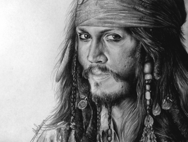 Johnny Depp by Alex22bx